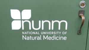 NUNM Door